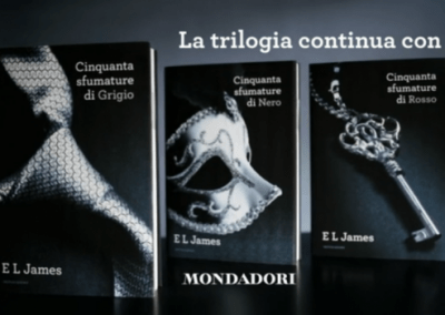 MONDADORI – 50 SFUMATURE DI GRIGIO
