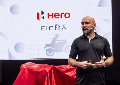 EICMA2019 – Hero