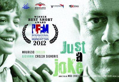 """IFFM2012 – Shortfilm """"Soltanto uno scherzo"""""""