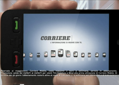 CORRIERE MOBILE – TUTORIAL