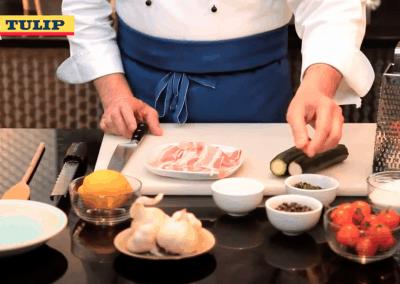Tulip – Bacon Ricetta
